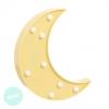 Luna de Leds Amarilla