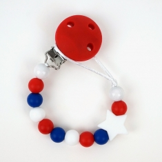 Silicone Chain Marinera Not Personalized