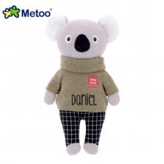 Muñeco Metoo Koala Sueter Verde personalizado