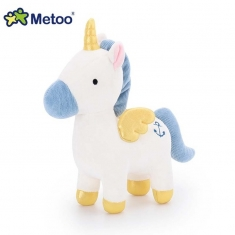 Unicornio Metoo Blanco