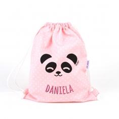 Petate Panda Rosa personalizado