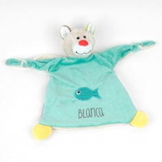 Dou-Dou Zoo Fox +0M Personalized