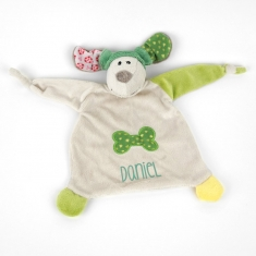 Dou-Dou Zoo Frog +0M Personalized