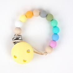 Cadenita Silicona Multicolor Soft