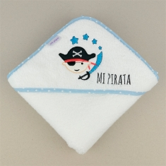 Capa de baño Mi Pirata